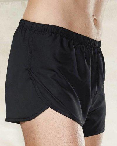 ProAct PA133 Heren Hardloop Short in het zwart