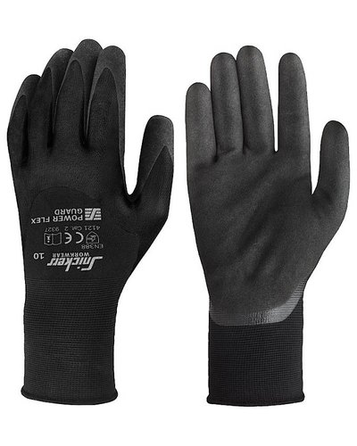 Snickers Workwear 9327 Power Flex Guard Gloves