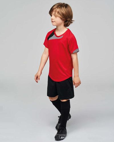 ProAct Sportbroekje voor kinderen met lichte en sneldrogende stof