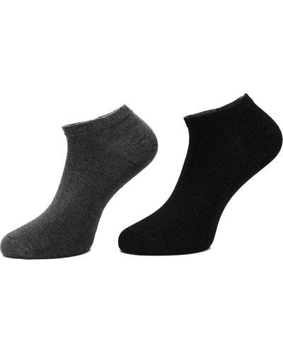 Boru Bamboo Bamboe sokken short 6 pack