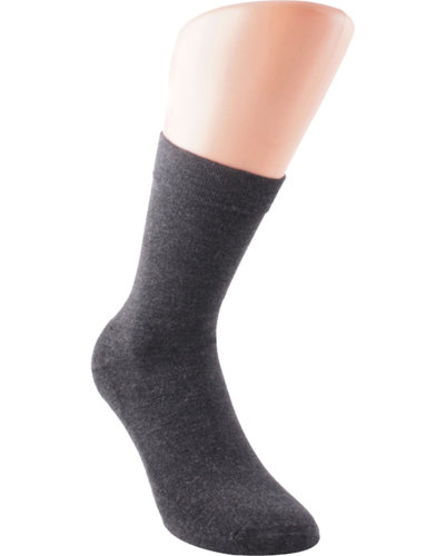 Boru Bamboo Bamboe sokken Terry Foot 6 paar