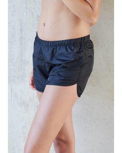 ProAct PA134 Dames hardloopshorts in het zwart