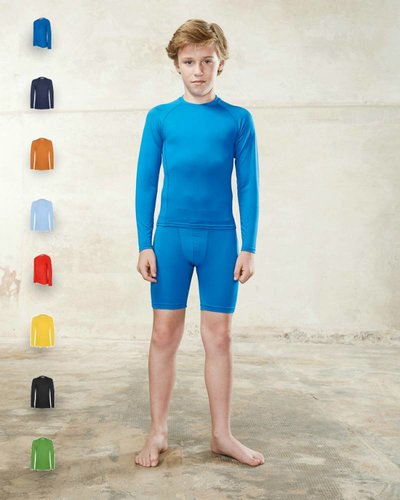 ProAct PA006 Kinder Thermo Shirt in 9 kleuren