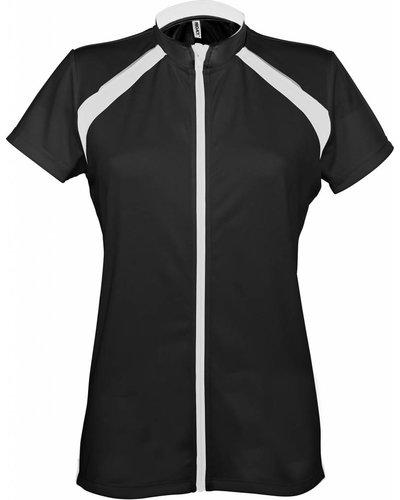 ProAct PA448 Dames fietsshirt met korte mouwen