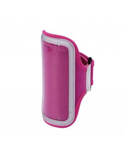 Kimood KI0325 Trendy Gekleurde Smartphone houder voor om de arm