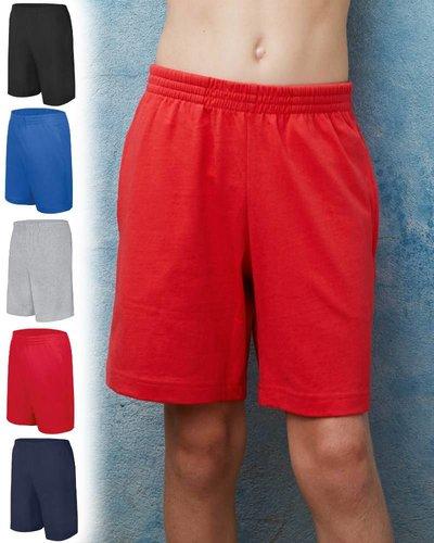 ProAct Proact PA153 Jersey kindershorts Leverbaar in 5 kleuren