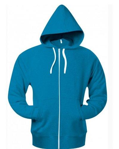 Kariban Sport Heren Sweater met rits aanbieding