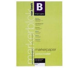 Van Beek markerblok A4