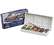 Aquarel pocketbox W&N