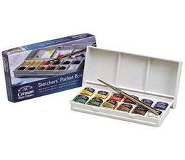 Winsor & Newton Aquarel pocketbox