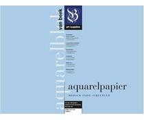 Aquarelblok 24x30