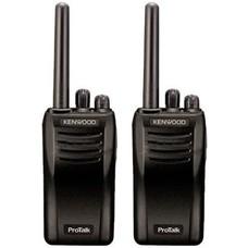Kenwood TK-3501E Protalk portofoon set 2 stuks