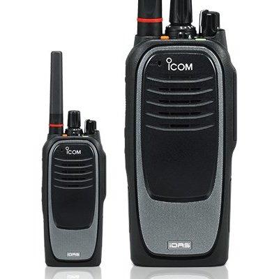 Icom IC-F3400D Digitale VHF portofoon IDAS / NXDN