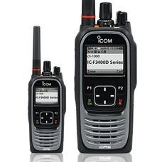 Icom IC-F3400DS Digitale VHF display portofoon