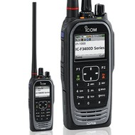 Icom IC-F3400DT Digitale VHF display portofoon