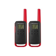 Motorola Talkabout T62 walkie talkie set