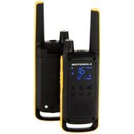 Motorola Talkabout T82 walkie talkie set