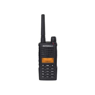 Motorola XT660D vergunningsvrije portofoon digitaal/analoog