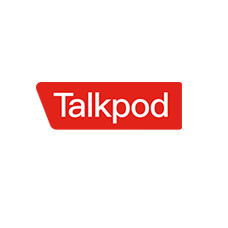 Talkpod Push to Talk portofoons