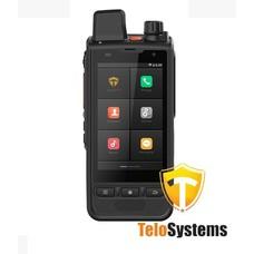 Push-to-Talk portofoons met Telo Systems abonnement