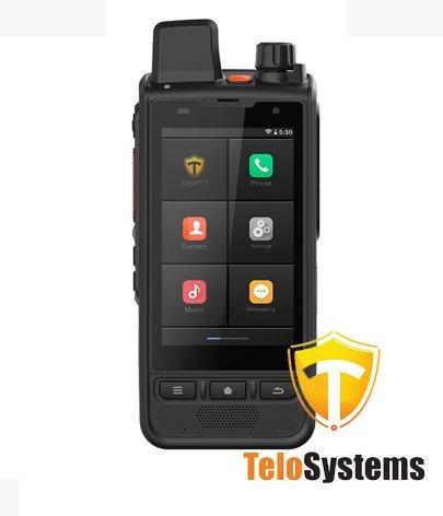 Push to Talk portofoons met Telo Systems abonnementen
