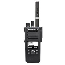 Motorola DP4600E digitale portofoon VHF - UHF