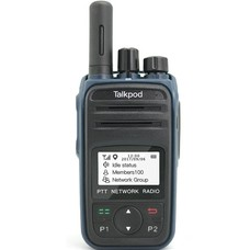 Talkpod N45 compacte Push-to-Talk portofoon + GC-GO! abonnement