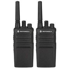 Motorola XT420 vergunningsvrije portofoon set 2 stuks
