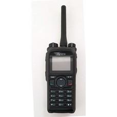 Hytera PD785 DMR portofoon incl. antenne en accu (demo)