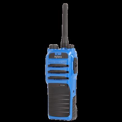 Hytera PD715Ex DMR Tier II ATEX portofoon