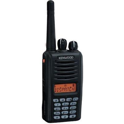 Kenwood NX-320E professionele digitale UHF portofoon met volledige toetsenveld