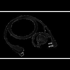 Kenwood EMC-12W portofoon headset VOX