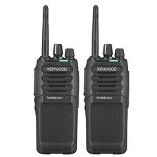 Kenwood TK-3701D Kenwood Protalk  portofoon set 2 stuks