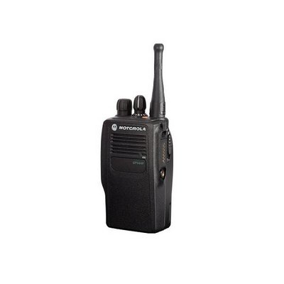 Motorola GP344R compacte professionele waterdichte portofoon (VHF/UHF)