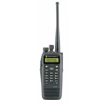 Motorola DP3601 MOTOTRBO uitgebreide professionele digitale portofoon (VHF/UHF)