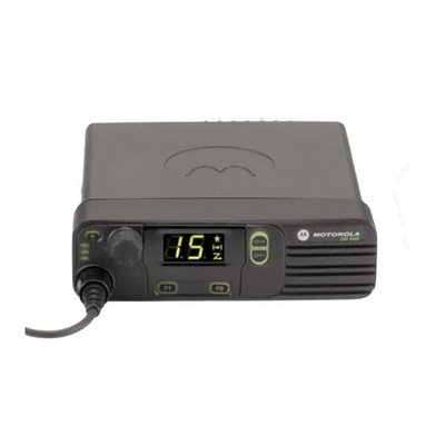 Motorola DM3400 MOTOTRBO professionele digitale mobilofoon (VHF/UHF)