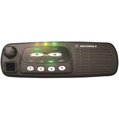 Motorola GM340 professionele 6-kanaals mobilofoon (VHF/UHF)