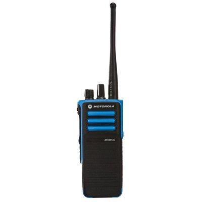 Motorola DP4401 EX digitale ATEX portofoon DMR MOTOTRBO GPS