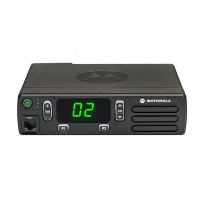 Motorola DM1400 digitale mobilofoon DMR MOTOTRBO VHF - UHF