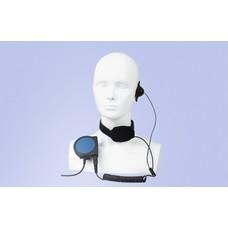 Hytera ELN09-Ex portofoon headset keelmicrofoon