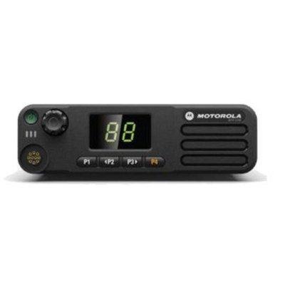 Motorola DM4401 digitale mobilofoon DMR MOTOTRBO met GPS en Bluetooth