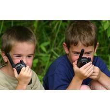 walkie talkies voor op vakantie