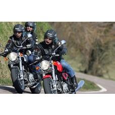 walkies talkies voor de motorrijder