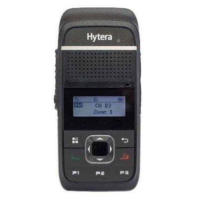 Hytera PD355LF digitale vergunningsvrije portofoon DMR Tier I zakformaat uitvoering