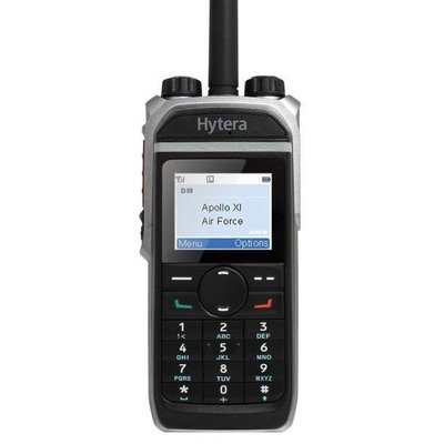 Hytera PD685 digitale portofoon DMR IP67 waterdicht VHF - UHF