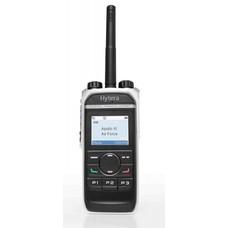 Hytera PD665G digitale portofoon VHF-UHF
