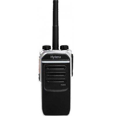 Hytera PD605 digitale portofoon DMR IP67 waterdicht VHF - UHF
