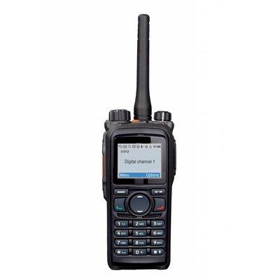 Hytera PD785 digitale portofoon DMR IP67 waterdicht VHF - UHF