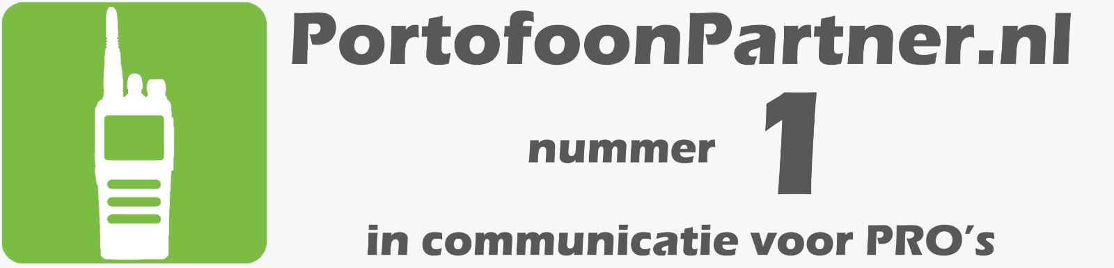 Portofoonpartner.nl - nummer 1 in communicatie voor pro's, helder in service en advies