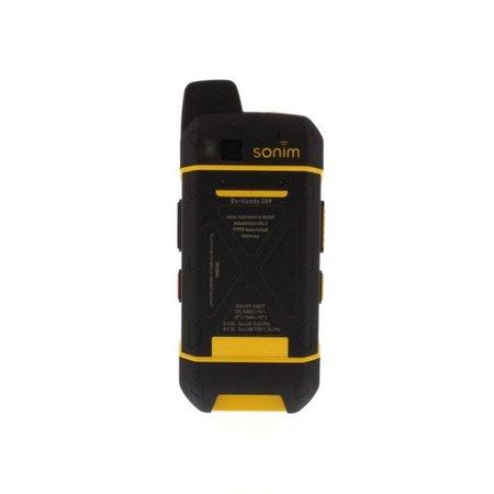 Explosieveilige GSM Ex-Handy 209 Zone 2/22 | E-com